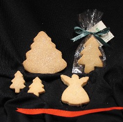 1 lb. Shortbread Gift Bag