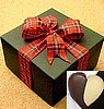 1 lb. Chocolate Shortbread Gift Box (Holiday Special!)